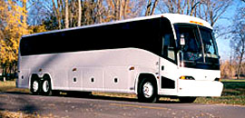 Luxurious Motor Coach for up to 55 passengers