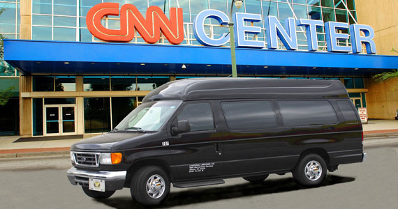 Executive Vans for small groups