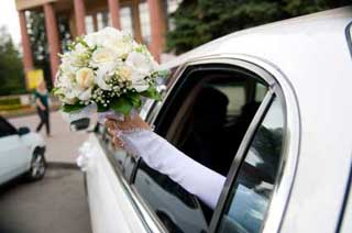 A-National is Atlanta's Wedding Limousine Service Specialist